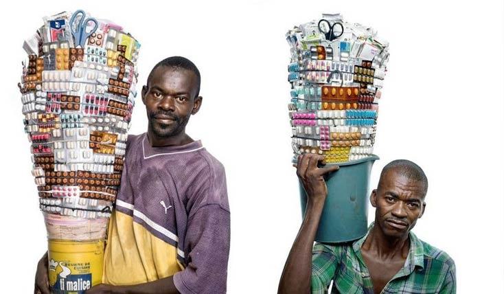داروخانه های سیار، پدیده ای عجیب در هائیتی
