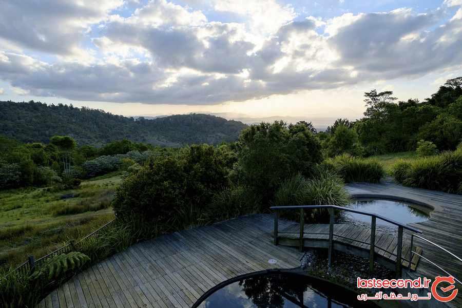 باشکوه ترین اقامتگاهها در دل طبیعت 
