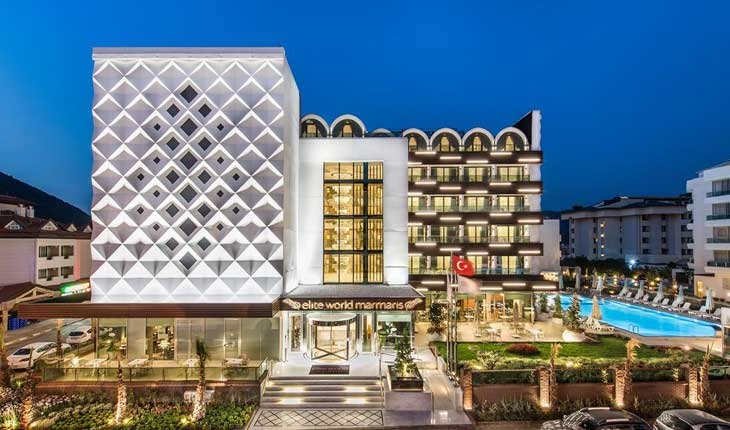 با هتل الیت ورد مارماریس بیشتر آشنا شوید