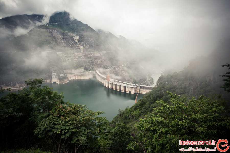 مرتفع ترین سدهای دنیا