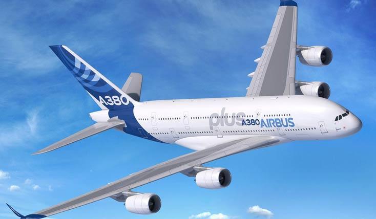 ایرباس از برنامه های خود برای رونمایی A380plus می گوید!