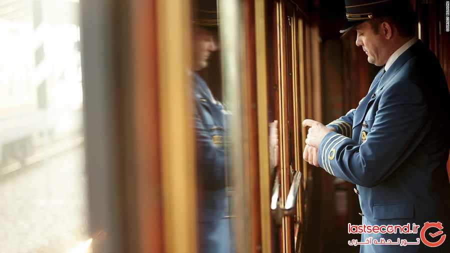 باشکوه ترین قطار اروپا آغاز به کار می کند