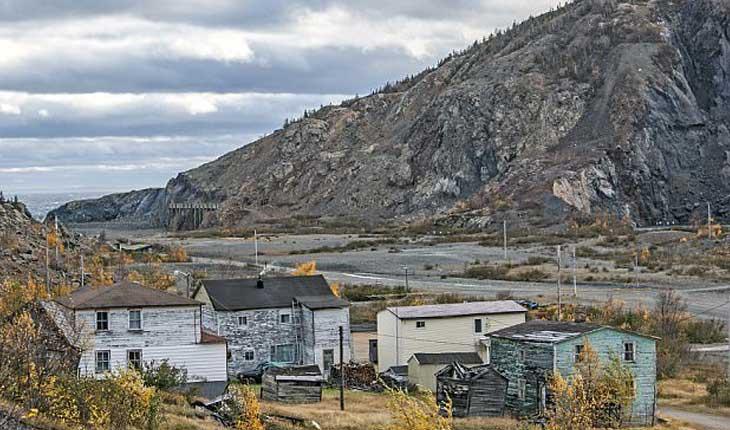 «تیلت کاو» کوچکترین شهر کانادا