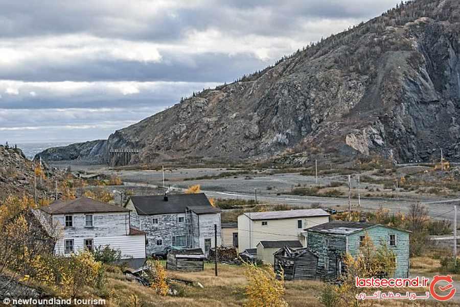 کوچکترین شهر کانادا 