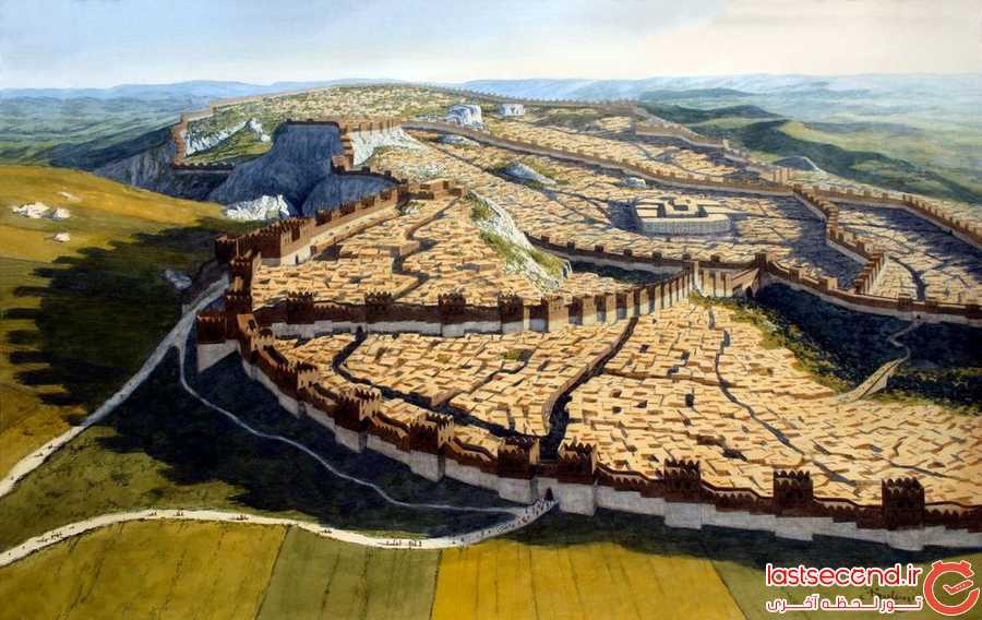 با امپراطوری باستانی و قدرتمند عصر برنز آشنا شوید!