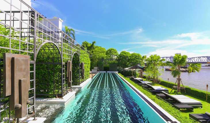 هتل سیام ، رویایی ترین هتل بانکوک 