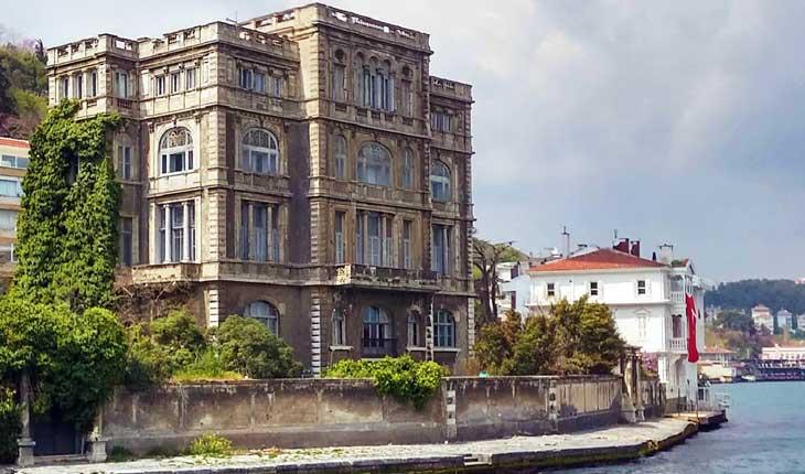 یالی های استانبول