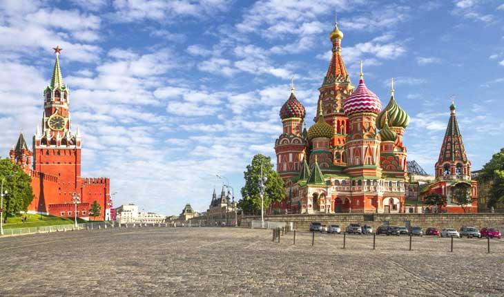 ویدئویی که دید شما به مسکو را تغییر خواهد داد