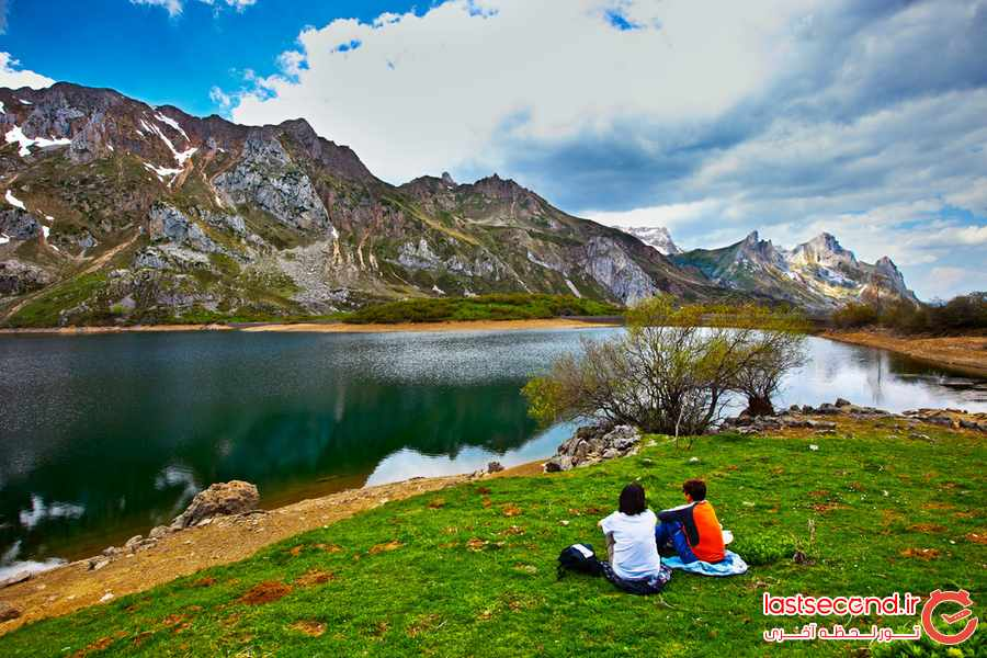 7 جاذبه طبیعی خارق العاده در اسپانیا 