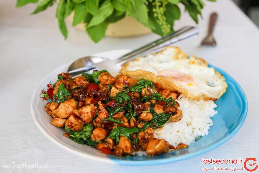 برترین غذاهای خیابانی تایلند
