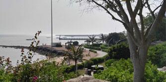 سفرنامه کیش و ساحل نقره ایش