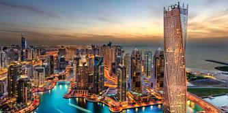 سفرنامه تفریحی خانوادگی به دبی (قسمت اول)