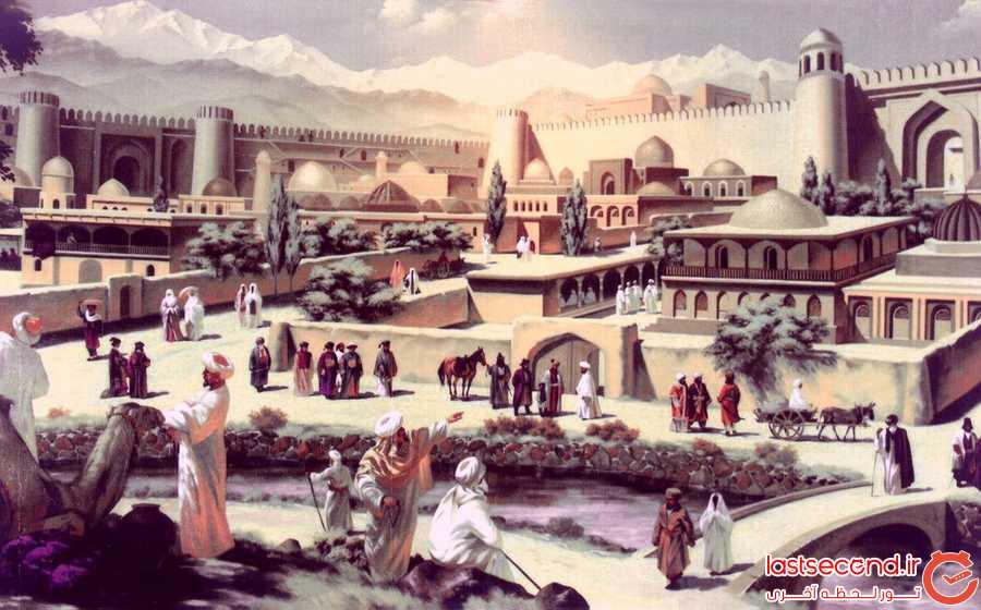 برترین جاذبه های گردشگری قزاقستان