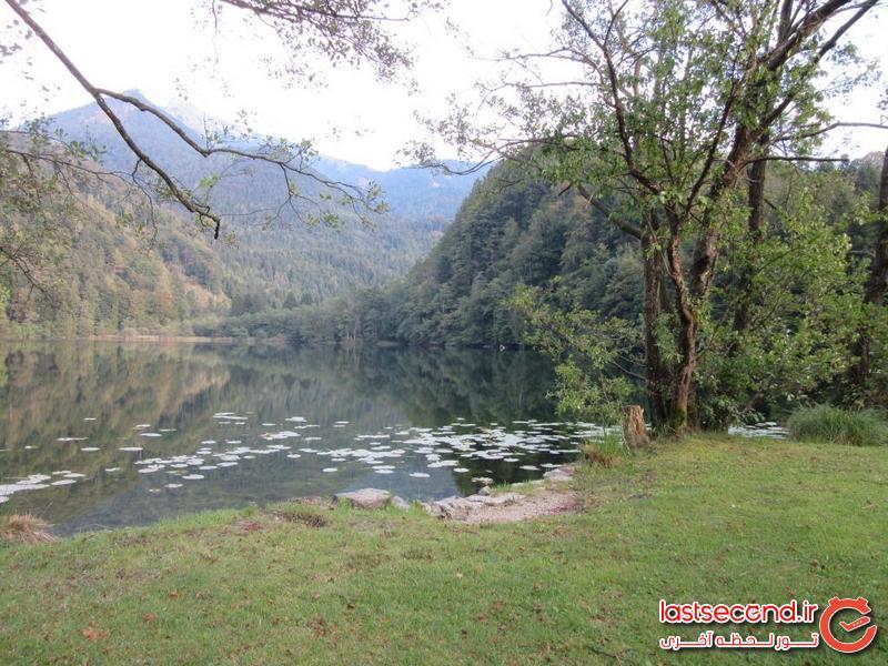 دریاچه کورتنسی