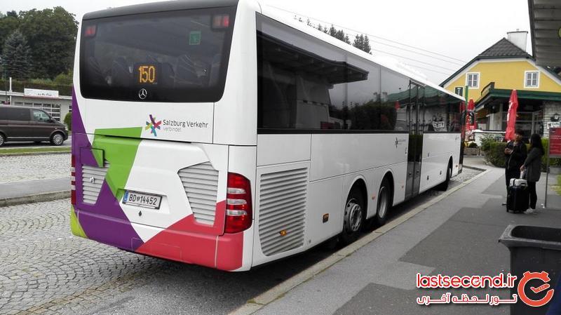 اتوبوس مورد نظر