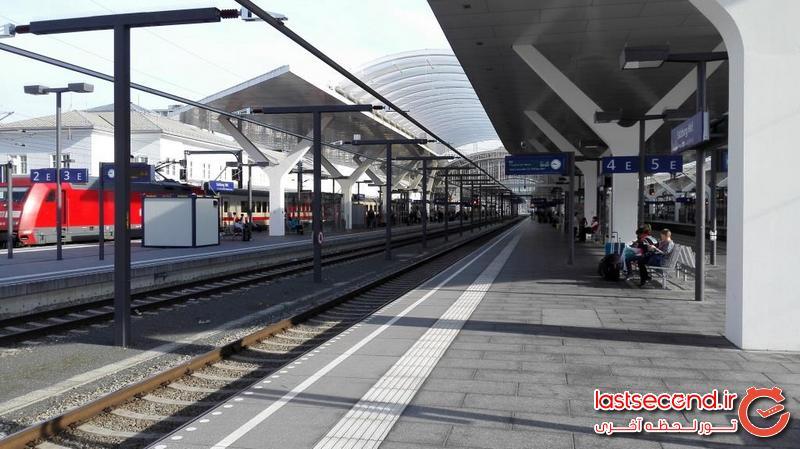 ایستگاه قطار وین