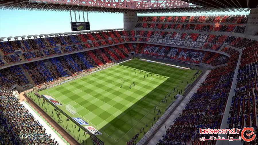 10 استادیوم ورزشی بزرگ و مشهور در اروپا 