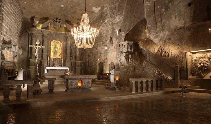 ده شهر زیرزمینی و مرموز در جهان 
