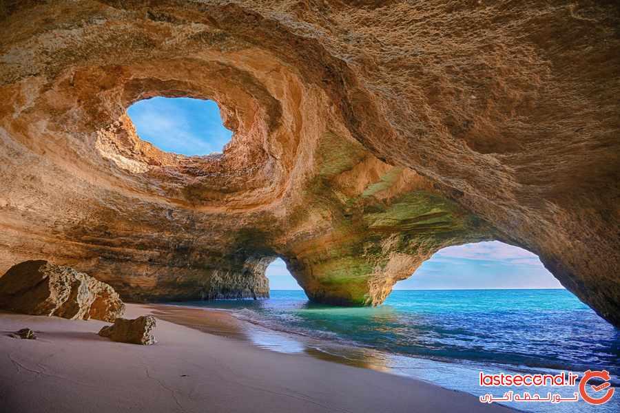 ده ساحل عجیب و غیرعادی جهان