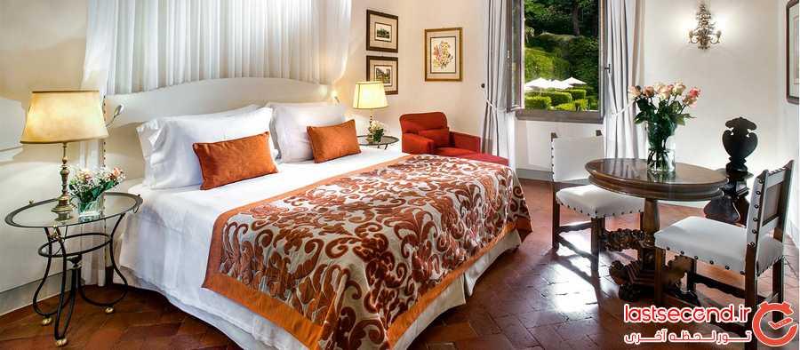 هتل «بلموند ویلا سن میشل»، رویایی به یادماندنی در فلورانس