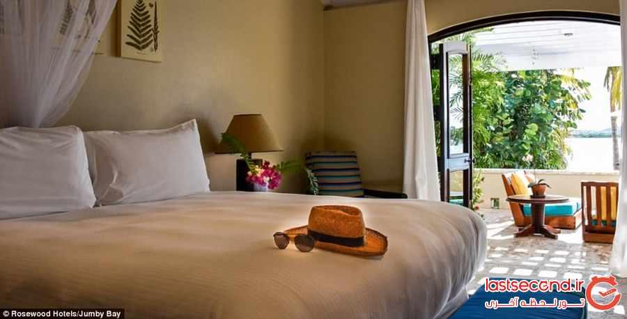 هتل ماه عسل لیونل مسی