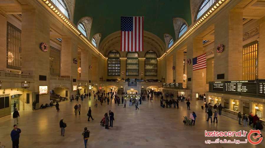خارق العاده ترین ایستگاههای قطار جهان 