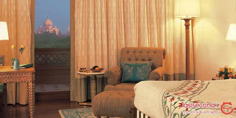 10 سوییت هتل با چشم اندازی خارق العاده 