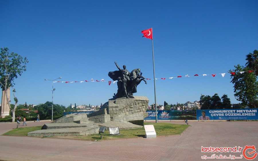 نماد آتاتورک