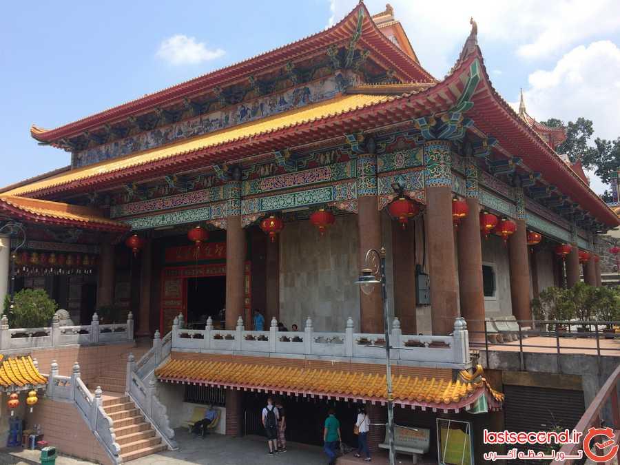 معبد کک لوک سی پنانگ