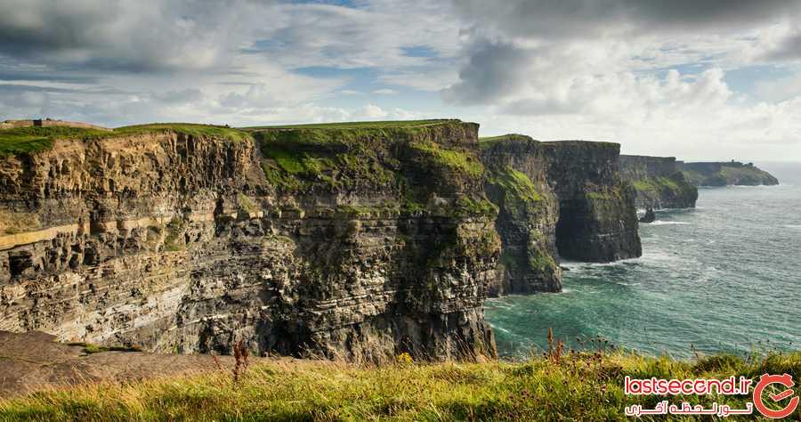 برترین مکان های گردشگری ایرلند