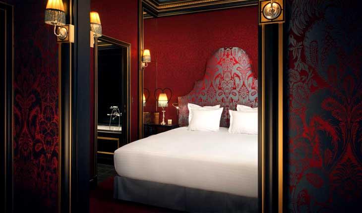 مزون سوکت ، بهترین هتل پاریس 