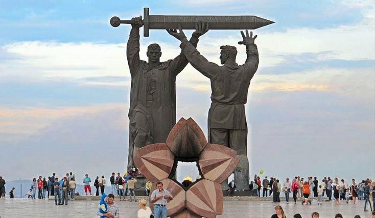 قلب آهنی روسیه کجاست؟