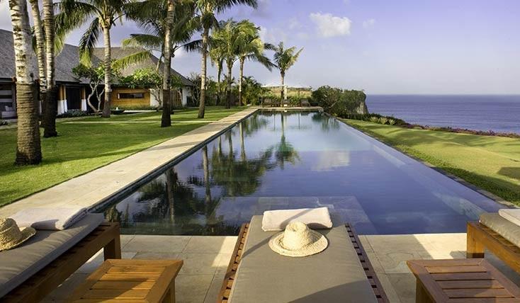املاک ایستانا، اقامتی لوکس و آرامش بخش در بالی