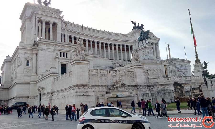 میدان ونیزیا رم