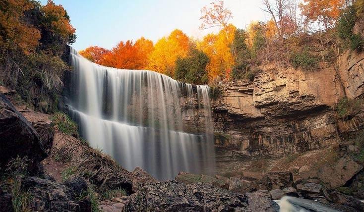 پایتخت آبشار دنیا کجاست؟