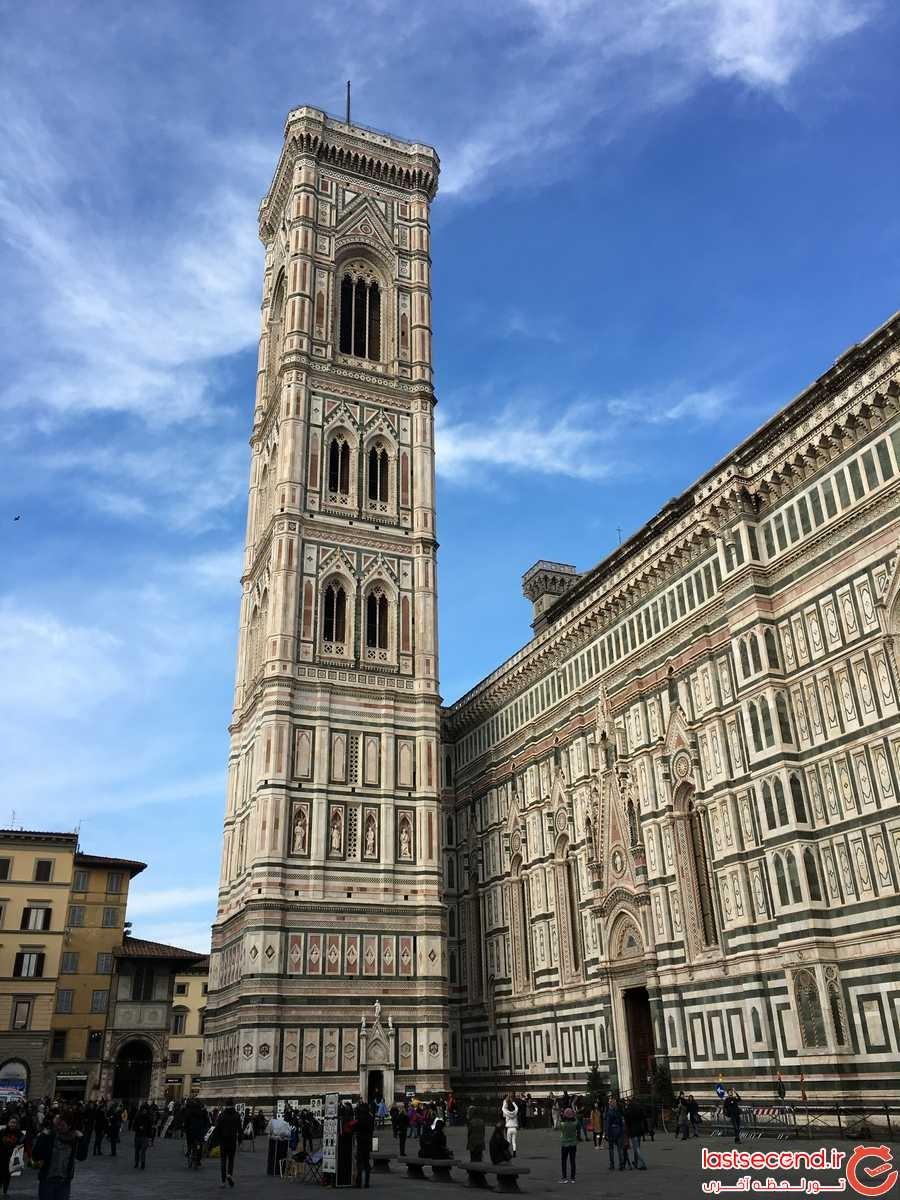 برج ناقوس کلیسا سانتا ماریا