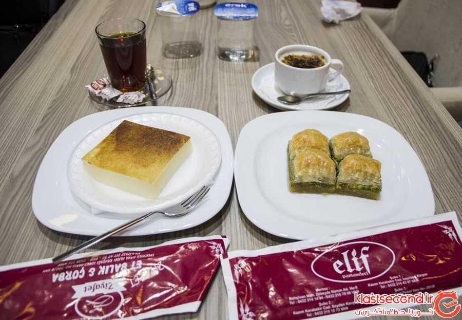 سفرنامه شهر وان ترکیه