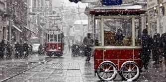 گشت زمستونی استانبول (سفرنامه)