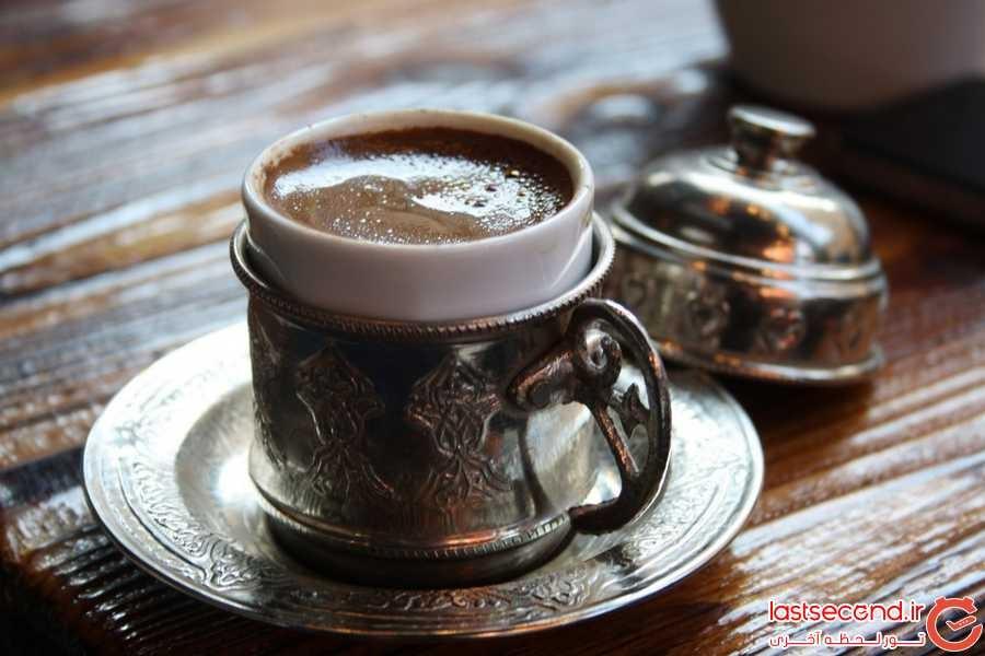 آنچه درباره ی قهوه ترک باید بدانید