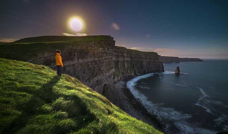 این تصاویر شما را عاشق ایرلند می کند 