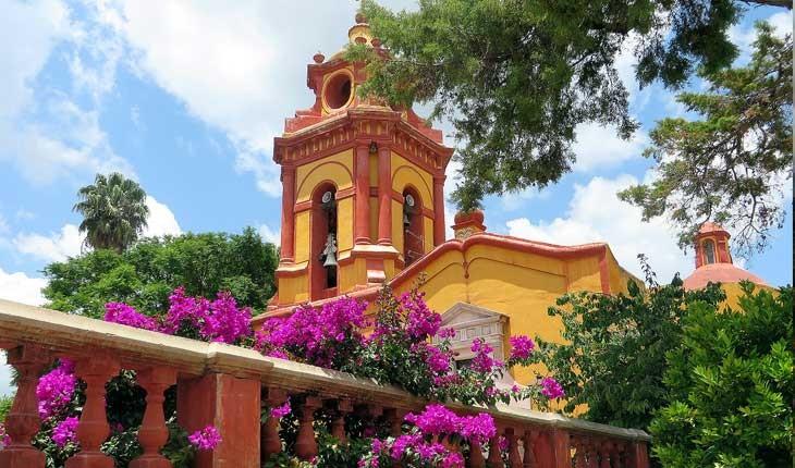 10 شهر کوچک و زیبا در مکزیک 
