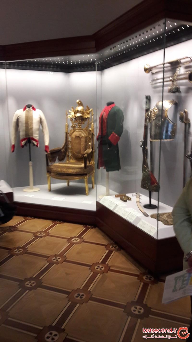 فضای داخلی موزه هرمیتاژ