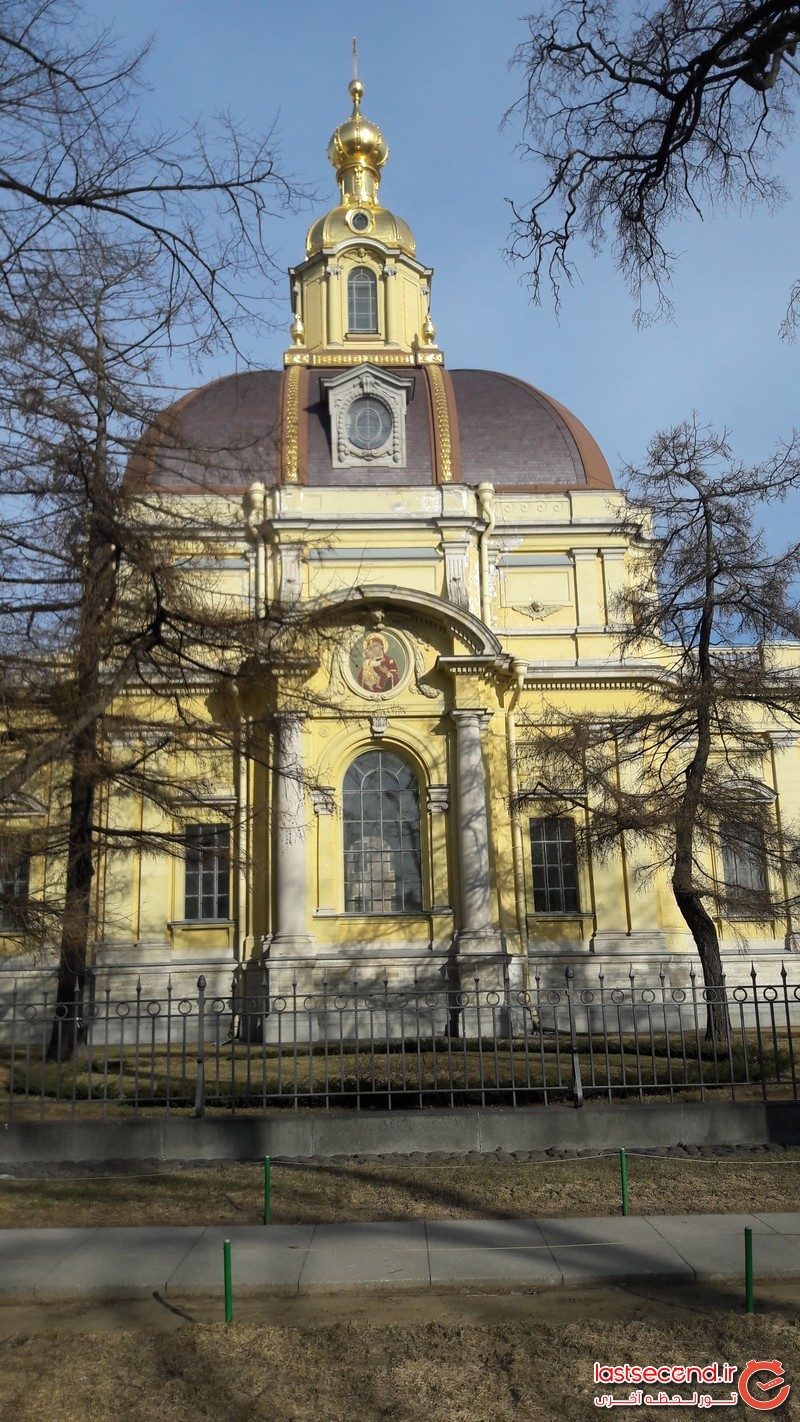 کلیسای قلعه پتروپاول