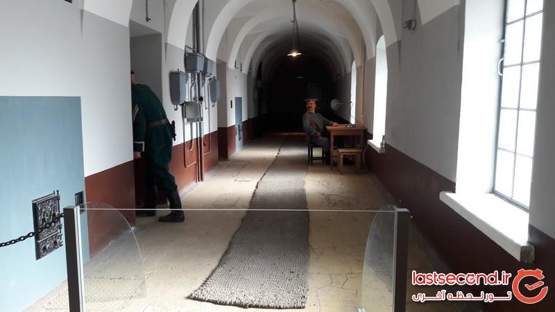 زندان قلعه پتروپاول