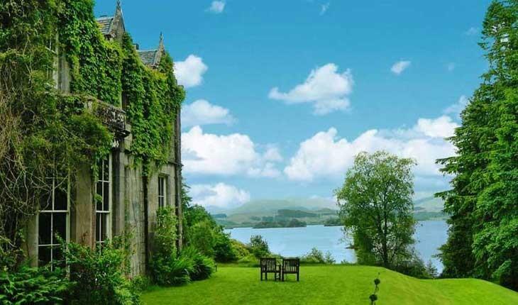 آردانیسیگ  ، جادویی ترین هتل  اسکاتلند