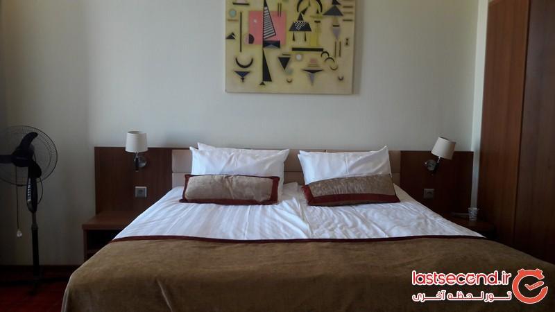 اتاق ما در هتلbest westren plus سنت پترزبورگ