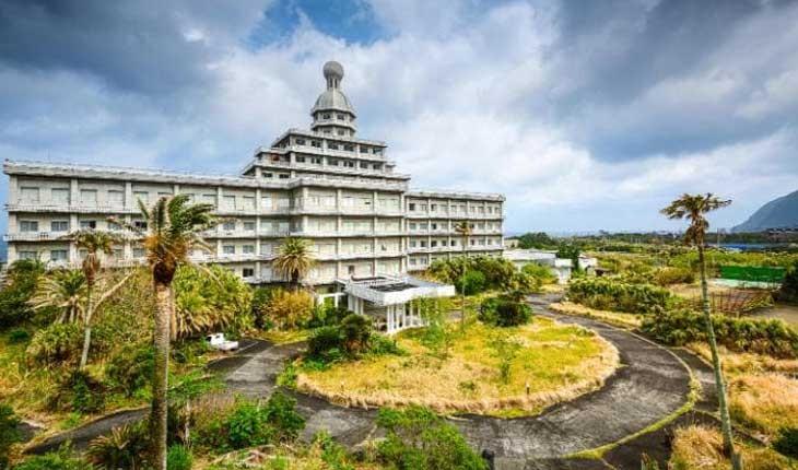 6 هتل متروکه در سراسر جهان 