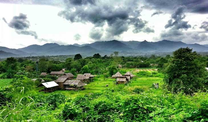 10 شهر کوچک و زیبا در تایلند 