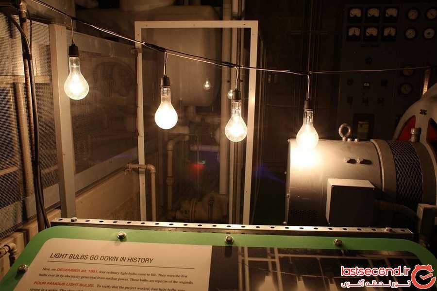 اولین نیروگاه اتمی دنیا و شگفتی های آن