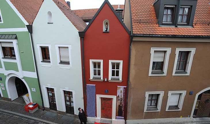 کوچک ترین هتل های جهان 